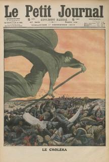 Járványok a történelemben és az irodalomban. [II.rész] Kolera