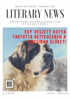 Szalagcímek az irodalmi sajtóban